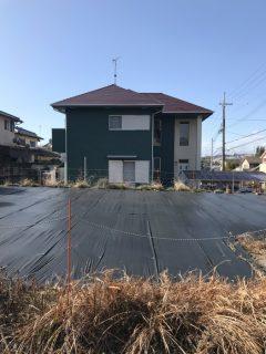 神戸市 足場解体後