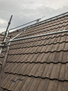三木市 屋根塗装 セメント瓦塗装 モニエル瓦塗装 外壁塗装