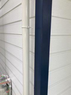 兵庫県明石市の外壁コーナー塗装
