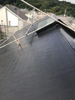 兵庫県神戸市の屋根塗装(ヤネフレッシュ使用)