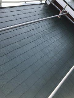 兵庫県の屋根塗装事例(パーフェクトクーラーベスト使用)