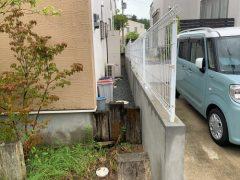 三木市 外壁塗装 塀塗装