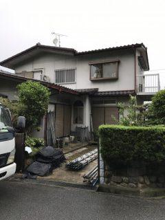 兵庫県三木市緑が丘Y様邸屋根外壁塗装工事