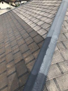 兵庫県三木市で屋根の下塗りを行いました!