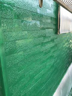 サイディング壁の外壁塗装5