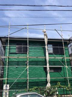 兵庫県三木市外壁屋根塗装工事