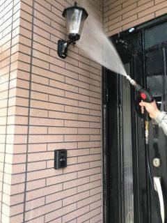 加古川市屋根外壁塗装(鉄部サビ止め)