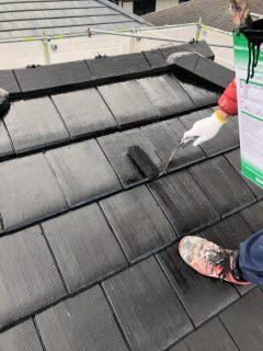 神戸市 屋根塗装 3