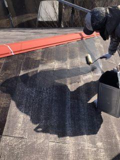 三木市 設計事務所 屋根塗装