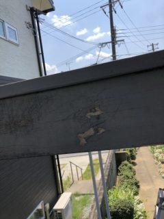三木市 破風板 玄関