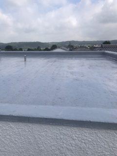 三木市 陸屋根防水