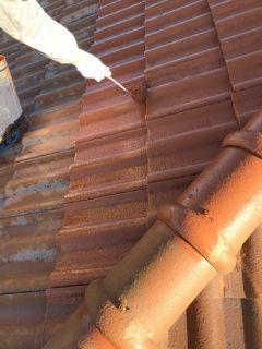 屋根外壁塗装三木市