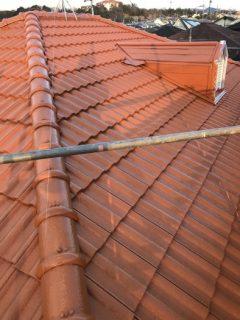 三木市緑ヶ丘町外壁屋根塗装