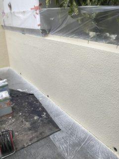 鈴蘭台塀塗装
