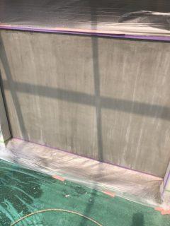 小野市外構塗装工事