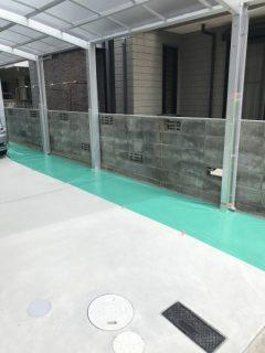 高砂市塗装工事