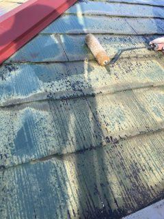 三田市屋根塗装